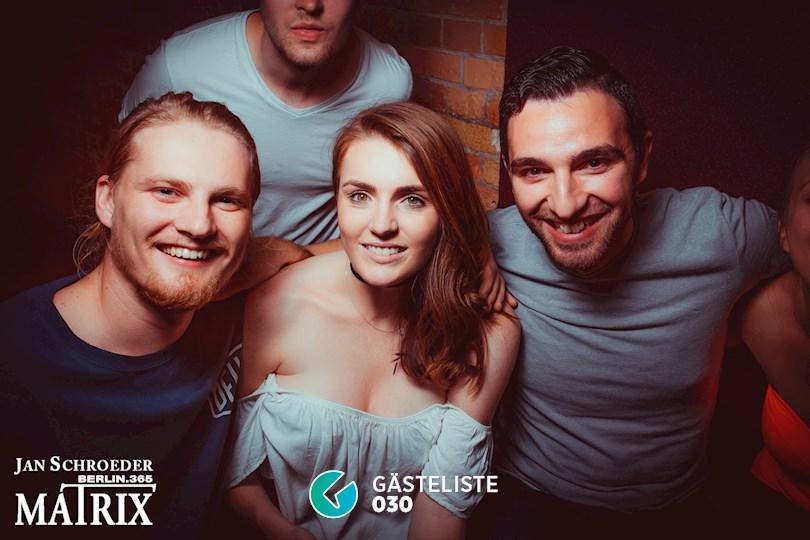 Partyfoto #69 Matrix Berlin vom 05.09.2016