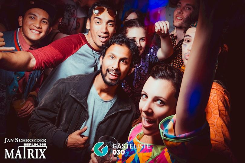 Partyfoto #114 Matrix Berlin vom 05.09.2016