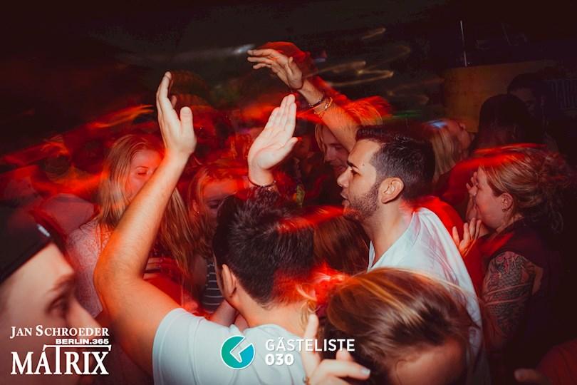 Partyfoto #32 Matrix Berlin vom 05.09.2016