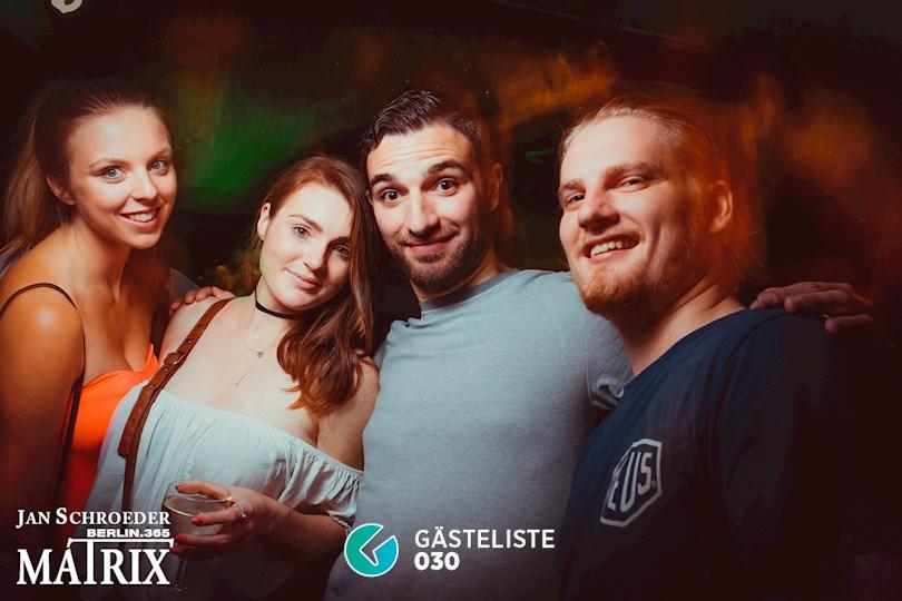 Partyfoto #75 Matrix Berlin vom 05.09.2016