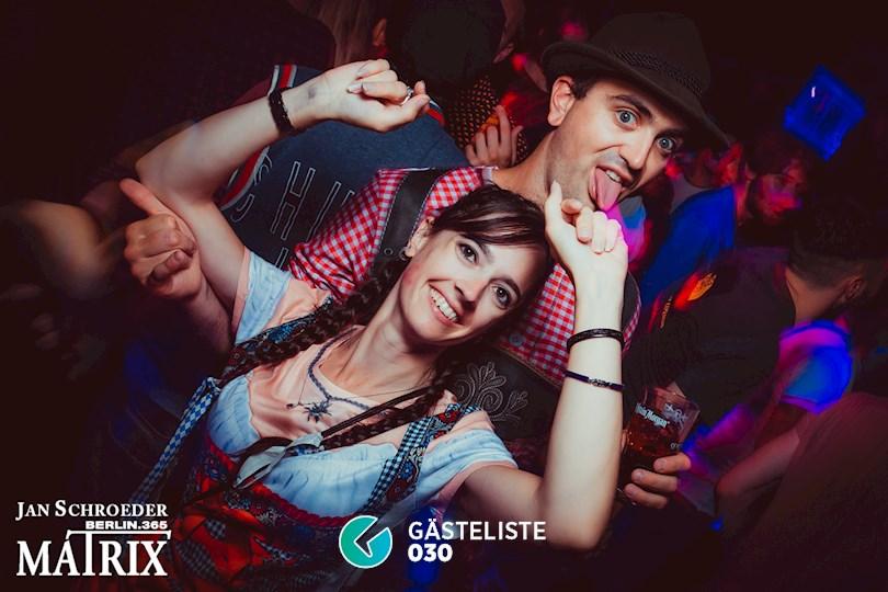 Partyfoto #33 Matrix Berlin vom 05.09.2016
