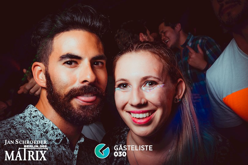 Partyfoto #64 Matrix Berlin vom 05.09.2016