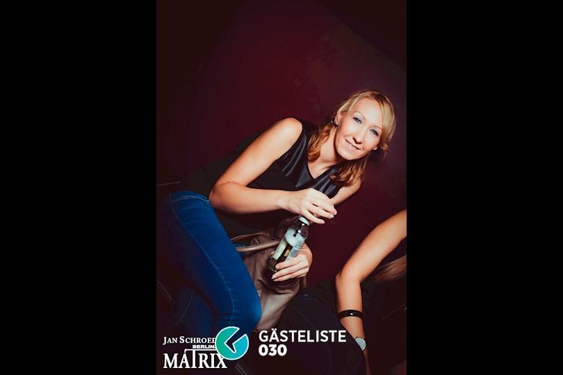 Partyfoto #91 Matrix Berlin vom 05.09.2016