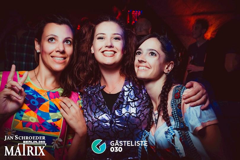 Partyfoto #98 Matrix Berlin vom 05.09.2016