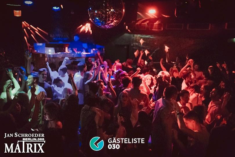 Partyfoto #30 Matrix Berlin vom 05.09.2016