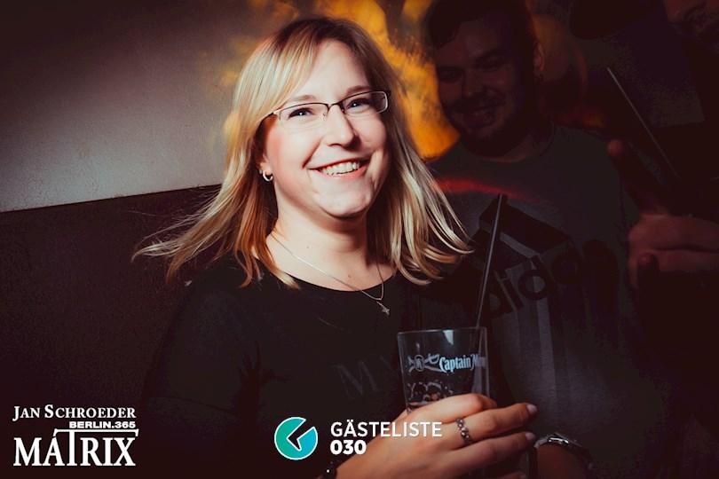 Partyfoto #109 Matrix Berlin vom 05.09.2016
