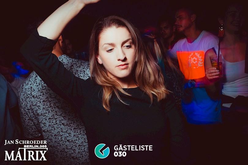 Partyfoto #51 Matrix Berlin vom 05.09.2016