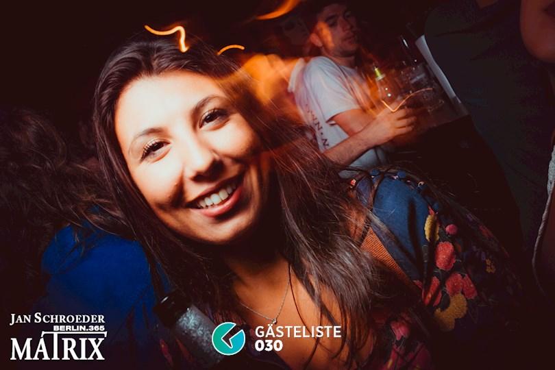 Partyfoto #74 Matrix Berlin vom 05.09.2016