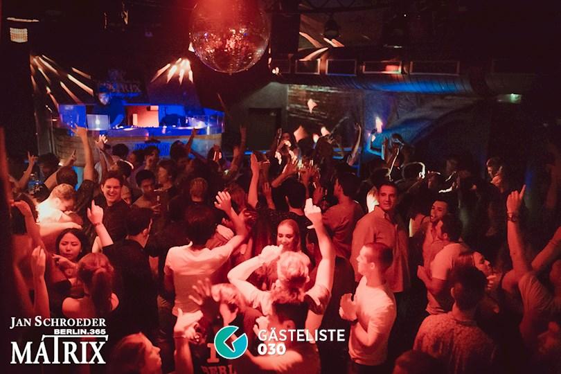 Partyfoto #4 Matrix Berlin vom 05.09.2016