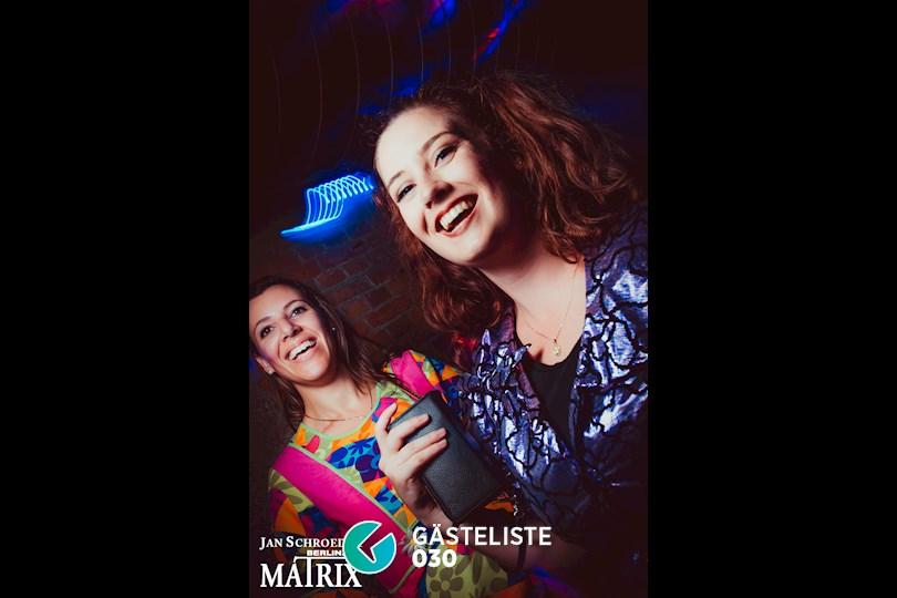 Partyfoto #6 Matrix Berlin vom 05.09.2016