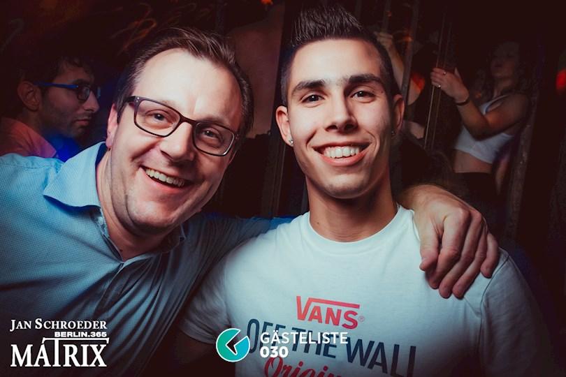 Partyfoto #89 Matrix Berlin vom 05.09.2016