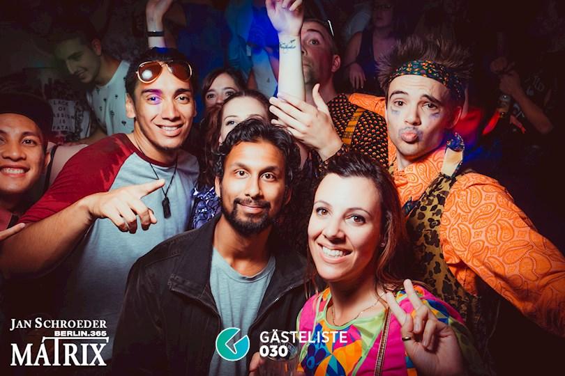 Partyfoto #77 Matrix Berlin vom 05.09.2016