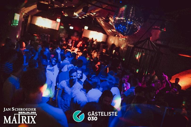 Partyfoto #66 Matrix Berlin vom 05.09.2016
