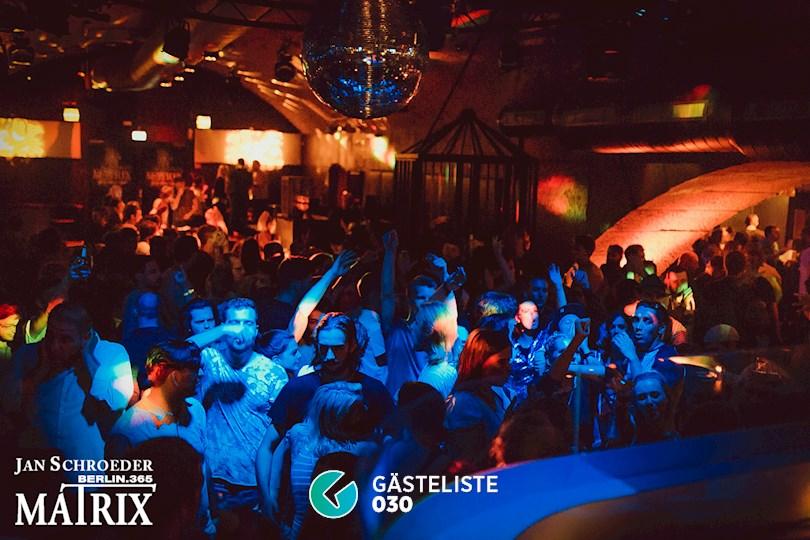 Partyfoto #41 Matrix Berlin vom 05.09.2016