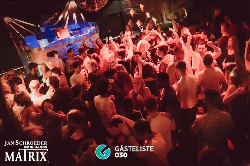 Partyfoto #13 Matrix Berlin vom 05.09.2016