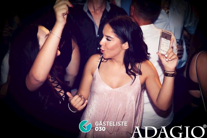 Partyfoto #32 Adagio Berlin vom 10.09.2016