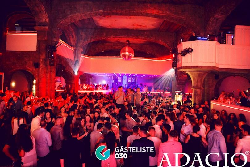 Partyfoto #82 Adagio Berlin vom 10.09.2016