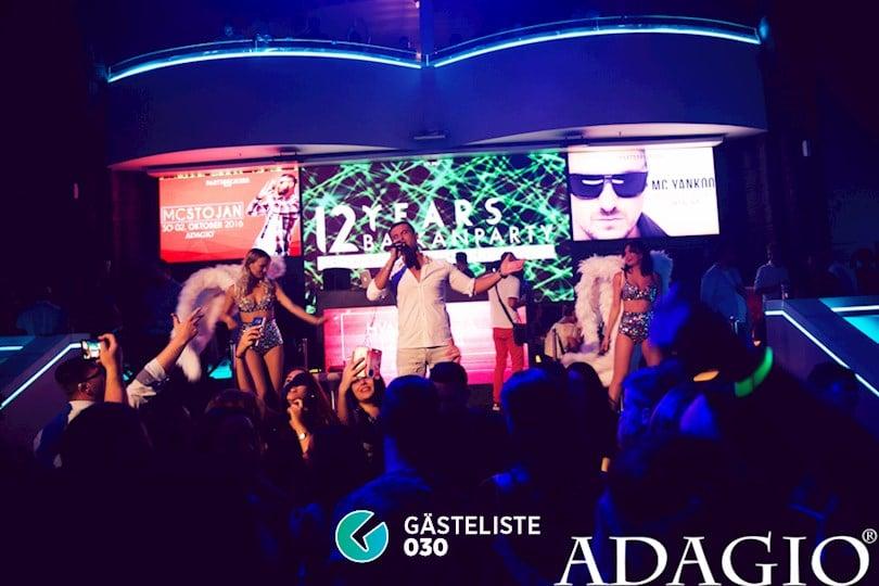 Partyfoto #44 Adagio Berlin vom 10.09.2016