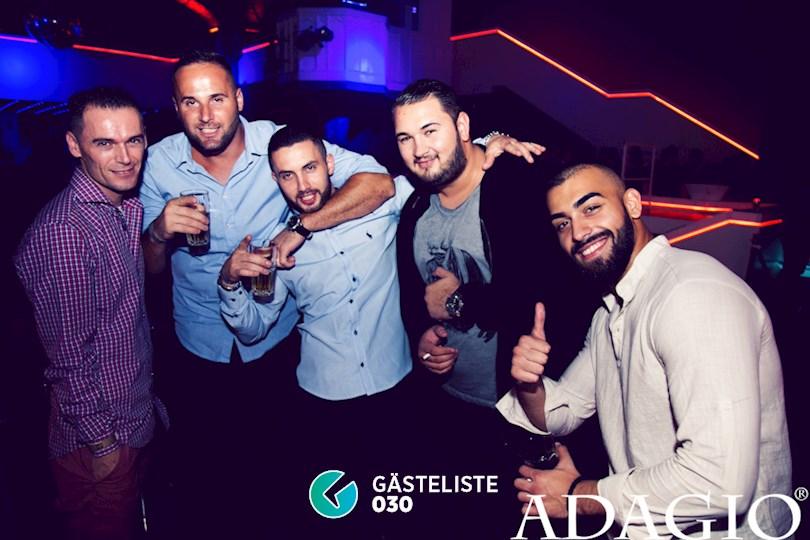 Partyfoto #22 Adagio Berlin vom 10.09.2016