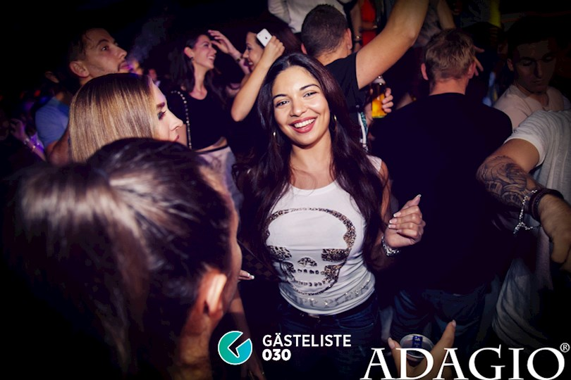 Partyfoto #41 Adagio Berlin vom 10.09.2016