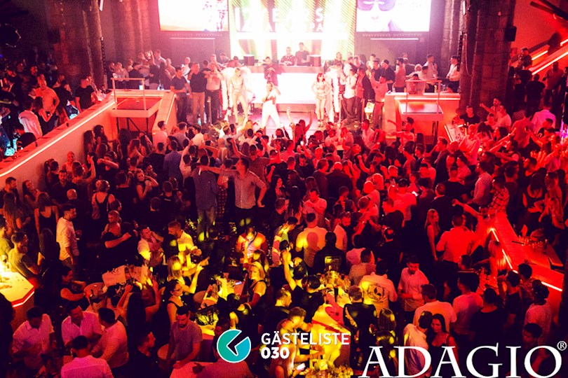 Partyfoto #56 Adagio Berlin vom 10.09.2016