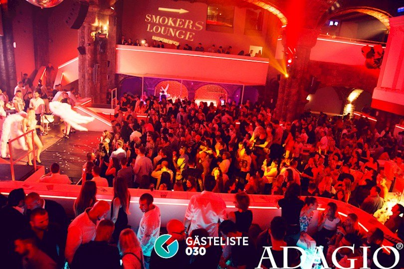 Partyfoto #54 Adagio Berlin vom 10.09.2016