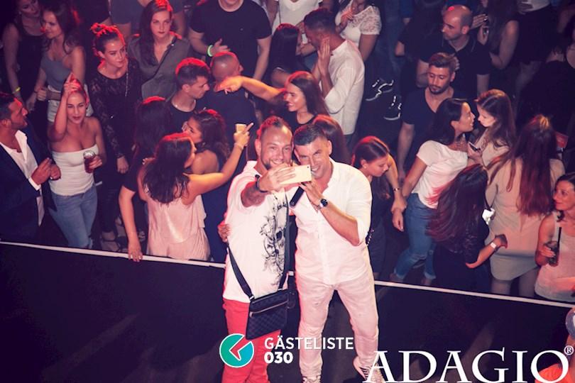 Partyfoto #35 Adagio Berlin vom 10.09.2016