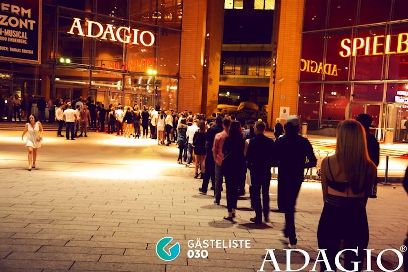 Partyfoto #13 Adagio Berlin vom 10.09.2016