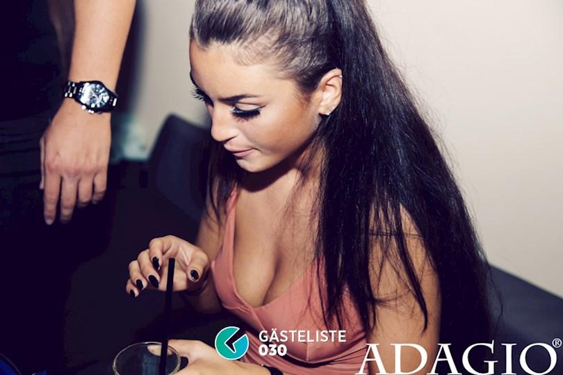 Partyfoto #26 Adagio Berlin vom 10.09.2016