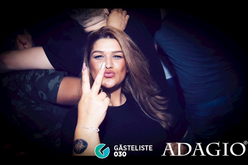 Partyfoto #43 Adagio Berlin vom 10.09.2016