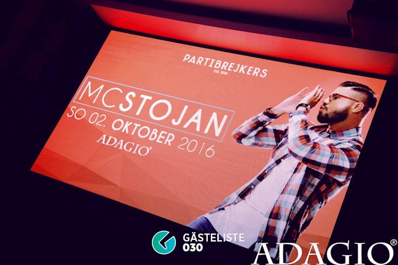 Partyfoto #2 Adagio Berlin vom 10.09.2016