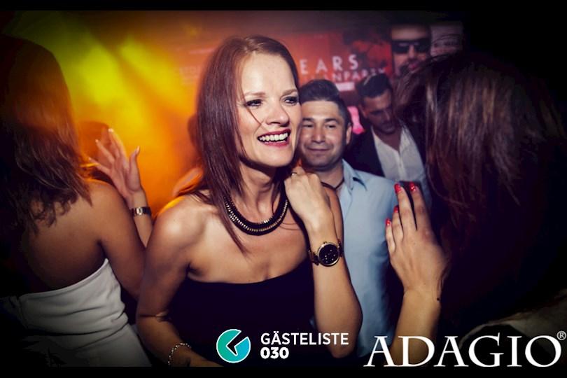 Partyfoto #51 Adagio Berlin vom 10.09.2016
