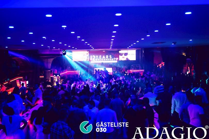 Partyfoto #77 Adagio Berlin vom 10.09.2016