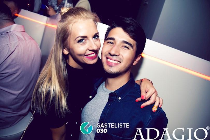 Partyfoto #7 Adagio Berlin vom 10.09.2016