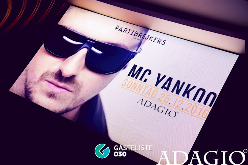 Partyfoto #1 Adagio Berlin vom 10.09.2016