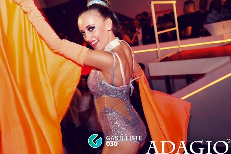 Partyfoto #36 Adagio Berlin vom 10.09.2016