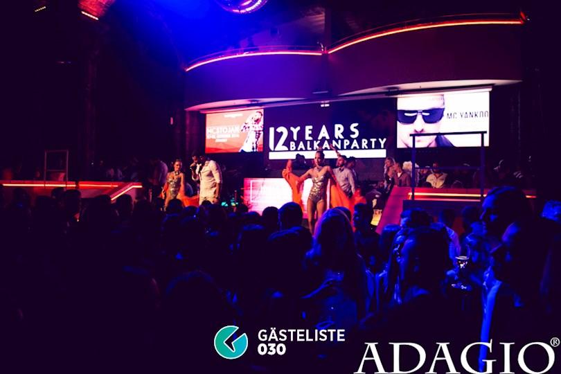 Partyfoto #40 Adagio Berlin vom 10.09.2016