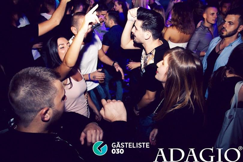 Partyfoto #81 Adagio Berlin vom 10.09.2016
