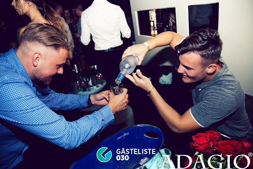 Partyfoto #66 Adagio Berlin vom 10.09.2016