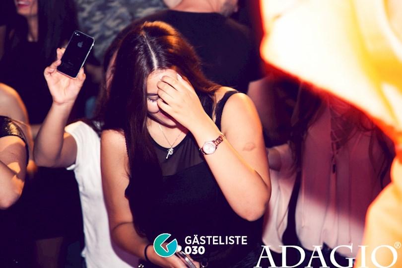 Partyfoto #37 Adagio Berlin vom 10.09.2016