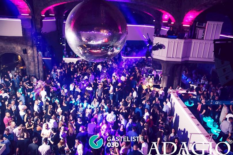 Partyfoto #21 Adagio Berlin vom 10.09.2016
