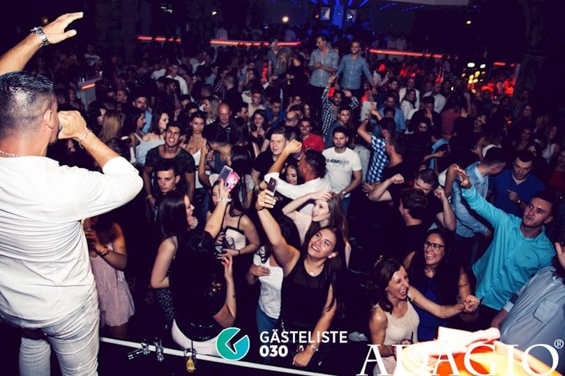 Partyfoto #39 Adagio Berlin vom 10.09.2016