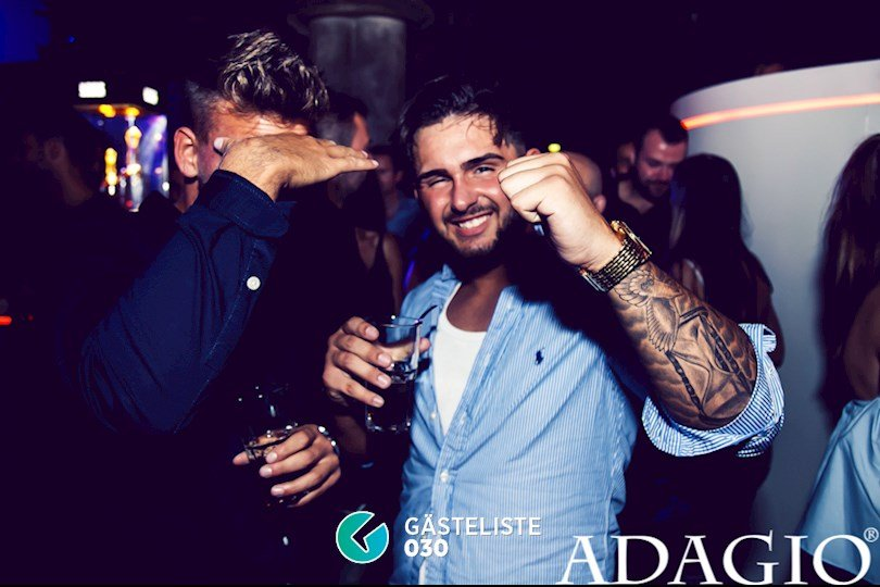 Partyfoto #50 Adagio Berlin vom 10.09.2016
