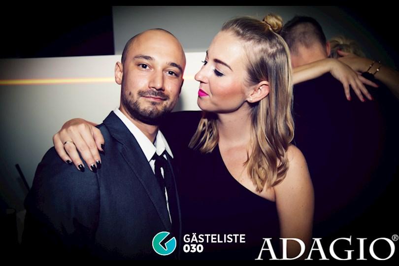 Partyfoto #5 Adagio Berlin vom 10.09.2016