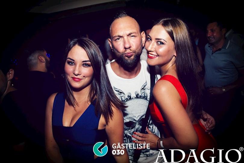 Partyfoto #69 Adagio Berlin vom 10.09.2016