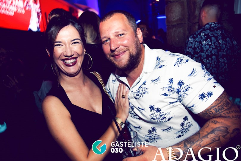 Partyfoto #61 Adagio Berlin vom 10.09.2016