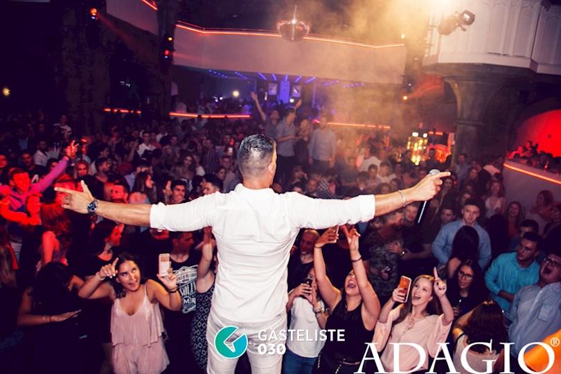 Partyfoto #38 Adagio Berlin vom 10.09.2016