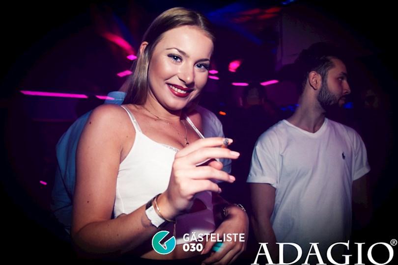 Partyfoto #27 Adagio Berlin vom 10.09.2016