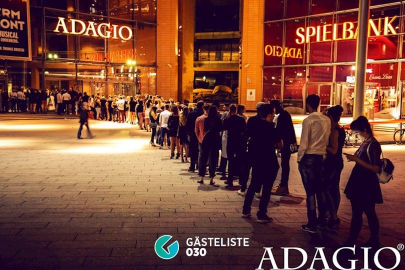 Partyfoto #12 Adagio Berlin vom 10.09.2016