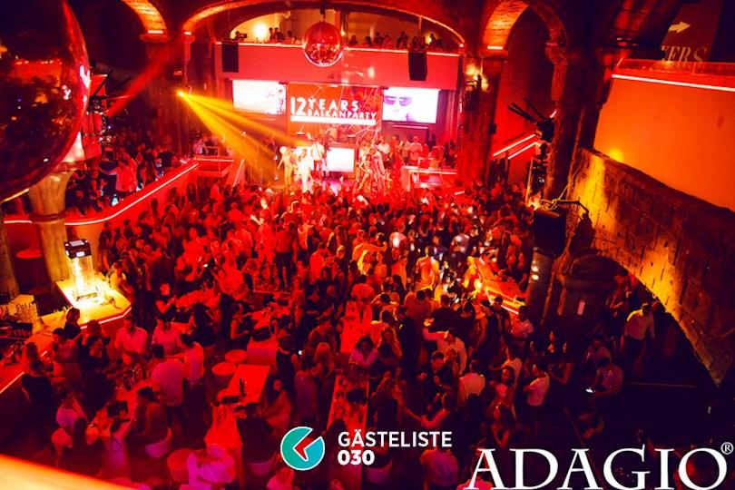 Partyfoto #55 Adagio Berlin vom 10.09.2016